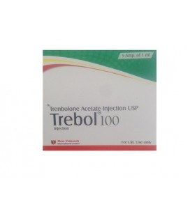 Trebol 100 Shree Venkatesh (Trenbolone Acetate Injection USP)