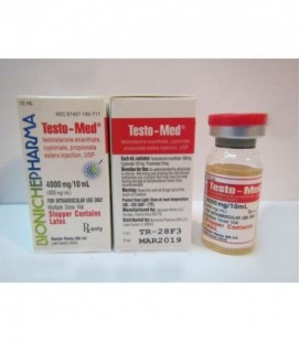 Testo-Med Bioniche Pharmacy (Testosterone Mix) 10ml (400mg/ml)