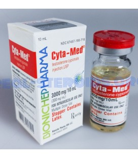 Cyta-Med Bioniche Pharmacy (Testosterone Cypionate) 10ml (300mg/ml)