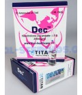 Dec Titan HealthCare (Nandrolone Decanoate) 10 amps