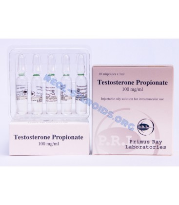 Testosterone Propionate Primus Ray 10X1ML [100mg/ml]