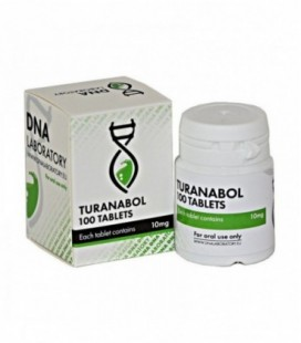 Turanabol DNA labs 100 tabletas [10mg / tab]