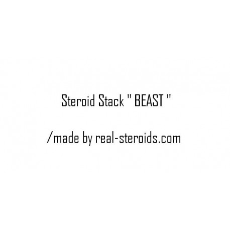 "Steroid Cycle "" BEAST """