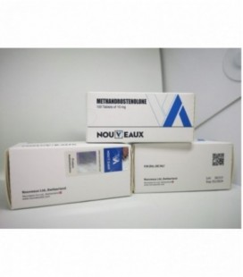 Methandrostenolone (Dianabol) Nouveaux LTD 100 tablets of 10mg