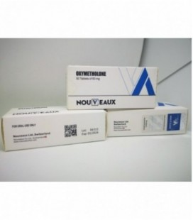 Oxymetholone [Anadrol] Nouveaux LTD 50 tablets of 50mg