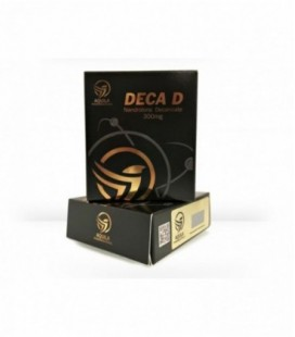 DECA D (Decanoato de nandrolona) Aquila Pharmaceuticals 10X1ML ampolla [300mg / ml]