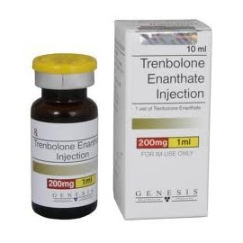 Trenbolone Enanthate 200 mg Genesis Pharma 10ml bottle