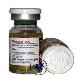 Mastabol 100 Drostanolone Propionate British Dragon