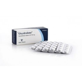 Oxydrolone 50mg Alpha Pharma