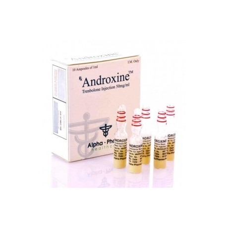 androxine trenbolone injection