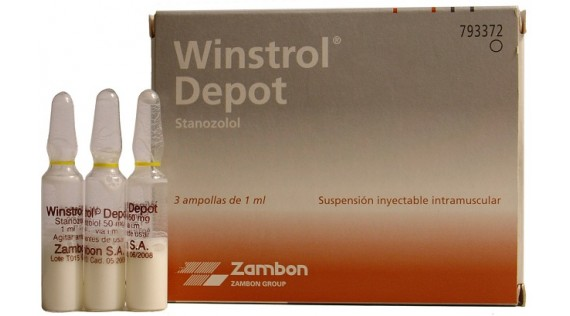 Winstrol Depot Cycle/Testosterone – Learn About The Steroids Here!