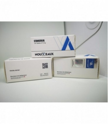 Stanozolol (Winstrol) Nouveaux LTD 100 tablets of 10mg