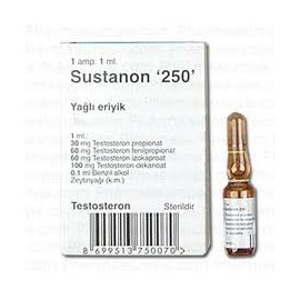 Organon Turkey Sustanon 250 1ml amp