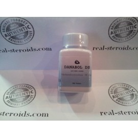 Danabol DS [ Methandienone ] 10mg/tablet ( 100 tablets )